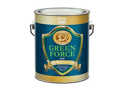 大师漆绿倍超纯净内墙乳胶漆