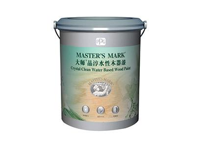 PPG美国大师漆水性木器漆